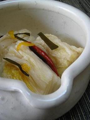 おひたし 白菜